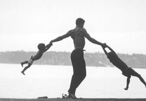 Fatherhood is hot! ;)  #dad #fatherhood: