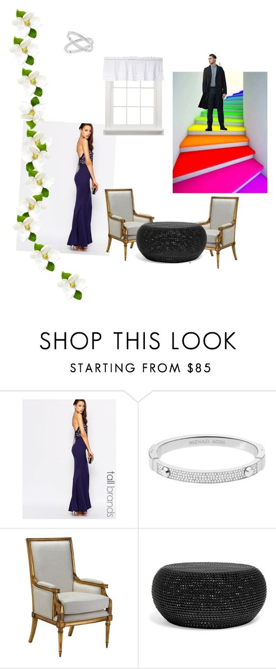 """Untitled #284"" by anjezaa ❤ liked on Polyvore featuring Jarlo and Michael Kors"