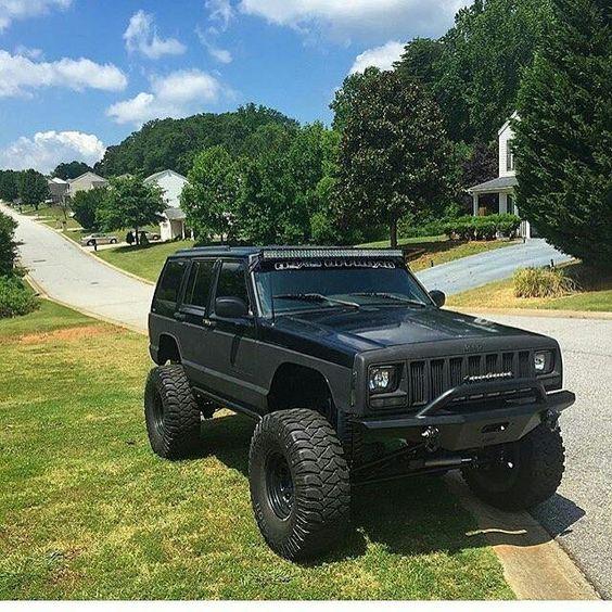 Lifted Jeep Cherokee >> Nice Pinteres