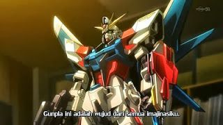 Gundam Build Fighters Episode 03 Subtitle Indonesia | Vice-Anime