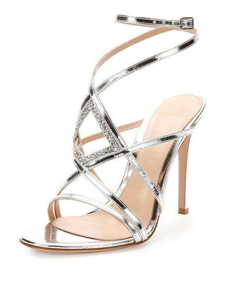 Tabitha Simmons Chandelier Crystal Sandal   Shoes   Pinterest ...