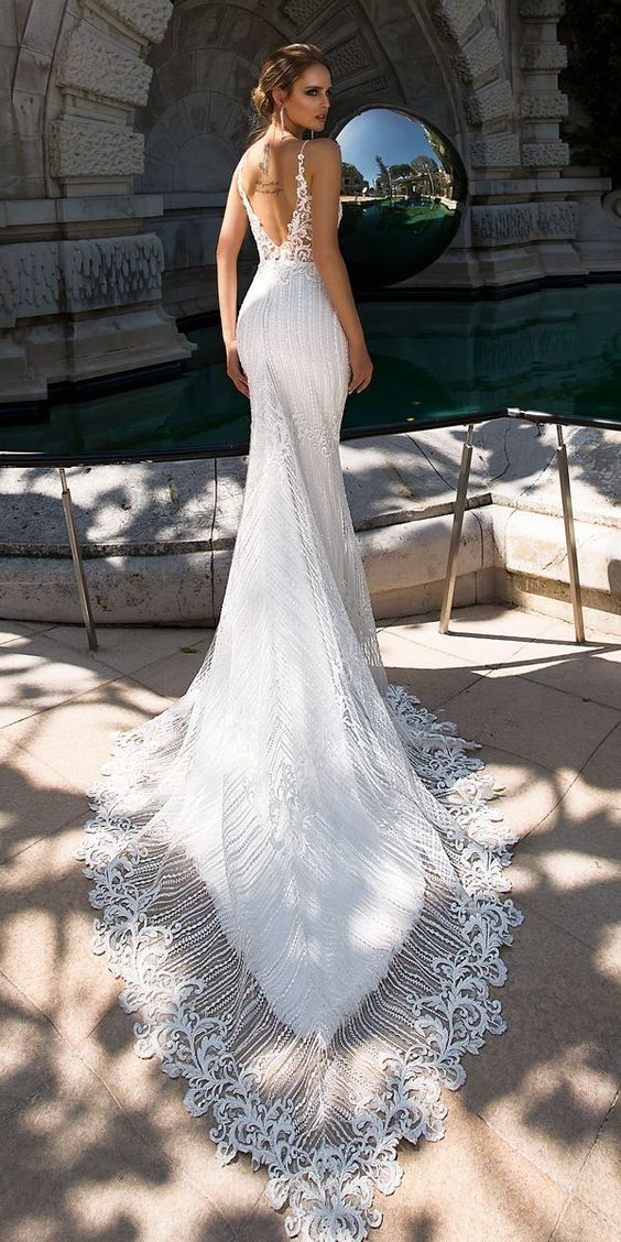 exclusively handmade wedding dresses
