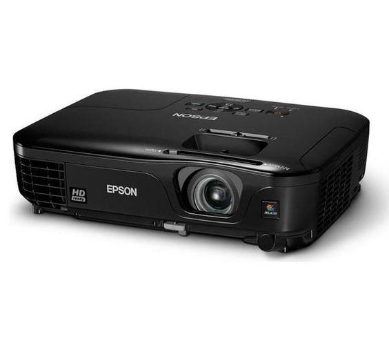 vidéoprojecteur pas cher, le EPSON Vidéoprojecteur EH-TW480 prix promo Pixmania 499,00 € TTC au lieu de 599,00 €