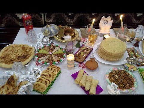 الاحتفال بالمولد النبوي الشريف Celebration De La Naissance Du Prophete Mohamed Entre Traditions Et Youtube Traditional Celebrities Table Settings