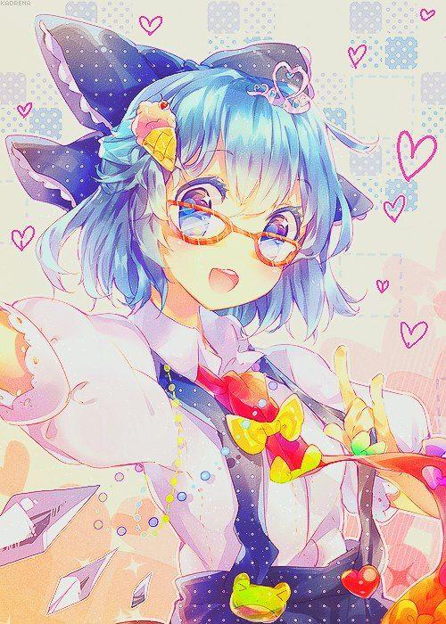 Zing Me | Những hình Anime girl Kawaii đệp ( Đợt 2)