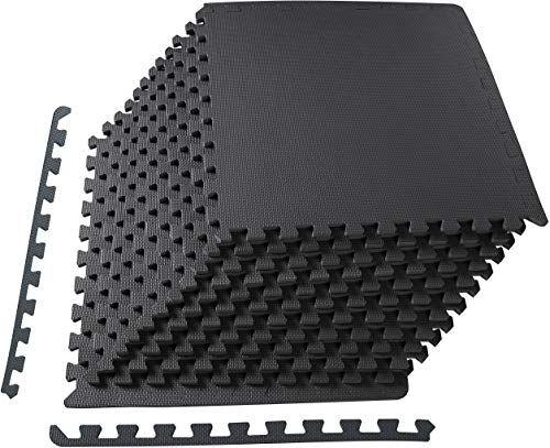 New Balancefrom Puzzle Exercise Mat Eva Foam Interlocking Tiles