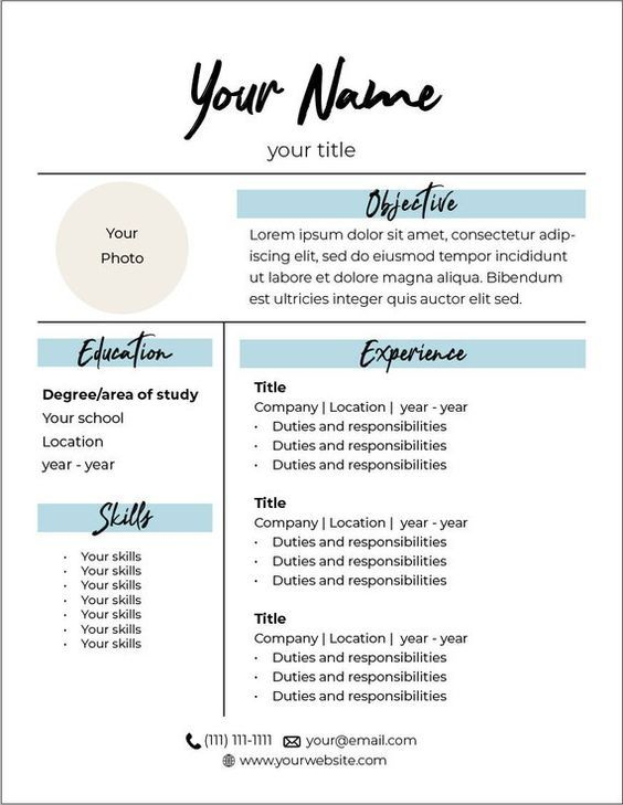 Do You Want To Boost Your Career Get The Most Objective And Professional Resume Review From Our Hiring Expert Good Resume Examples Resume Tips Resume Examples