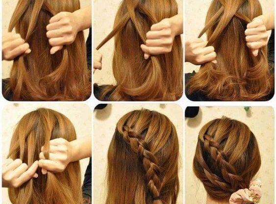 طريقة عمل ضفاير وتسريحات شعر للبنات سيدات مصر Long Hair Styles Hair Styles Hair