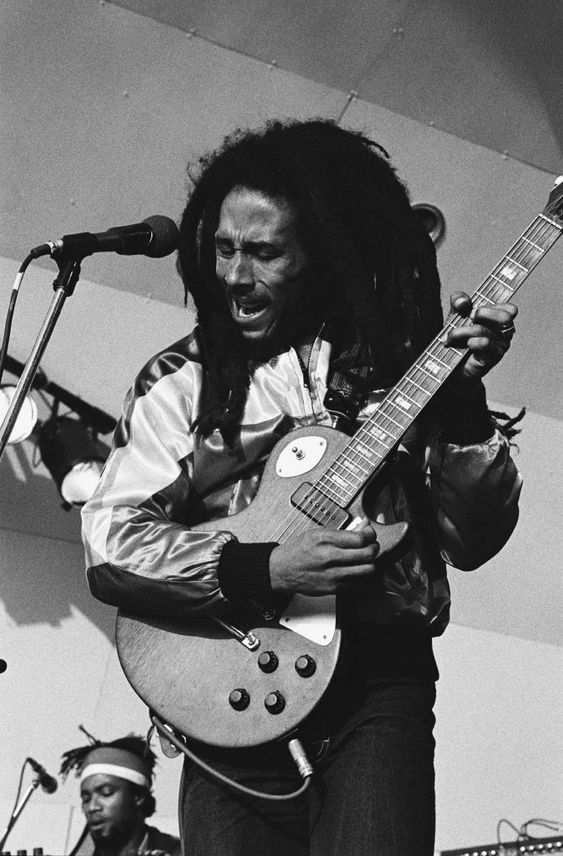 Bob Marley & The Wailers Live at Cristal Palace, London, 1980, The UpRising Tour