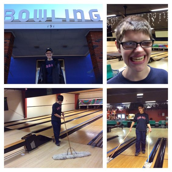 Strike! In this week's Latham Works news, Nick started his first off-campus job working at the Orleans Bowling Center. Way to go Nick!