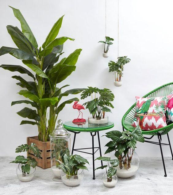 Tendance : la déco tropicale - Lili in Wonderland