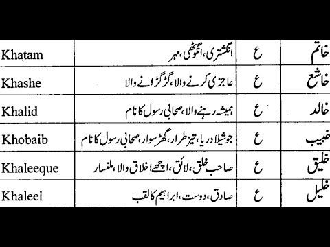 15+ Baby boy names in pakistani information