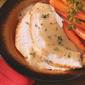 Turkey breast, Gravy and Roasts on Pinterest