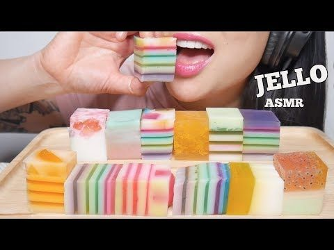 Asmr Mix Rainbow Thai Dessert Jello Soft Crunch Eating Sounds Sas Asmr Youtube Thai Dessert Rainbow Desserts Dessert Hacks Her birthday, what she did before fame, her family life, fun trivia facts with more than 2.2 billion total video views, sas became a youtube phenomenon specializing in eating. asmr mix rainbow thai dessert jello