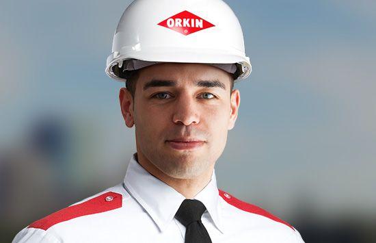 Pin By Friends Environmental Solution On Orkin Orkin Hard Hat Fashion
