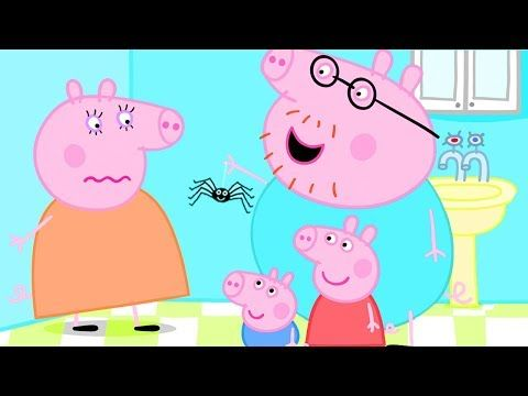 Peppa Pig Official Channel Mummy Pig Best Funny Moments In 2020 Mummy Pig Funny Moments Cartoon Kids