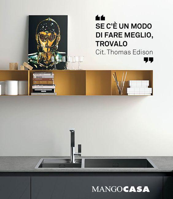 barra-para-cocina-doimo4 | cocinas | Pinterest | Modern and Kitchens