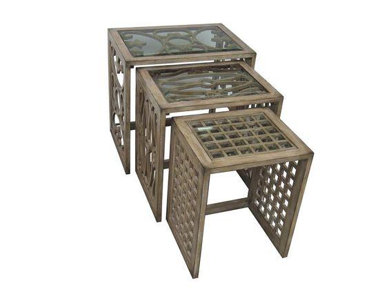 Pulaski Furniture Nesting Tables 675103