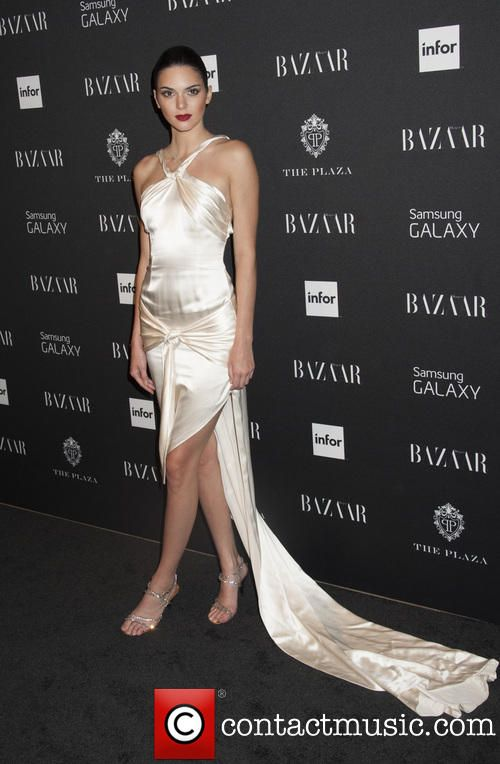 Kendall Jenner at Harper's Bazaar 'Icons by Carine Rotifeld'