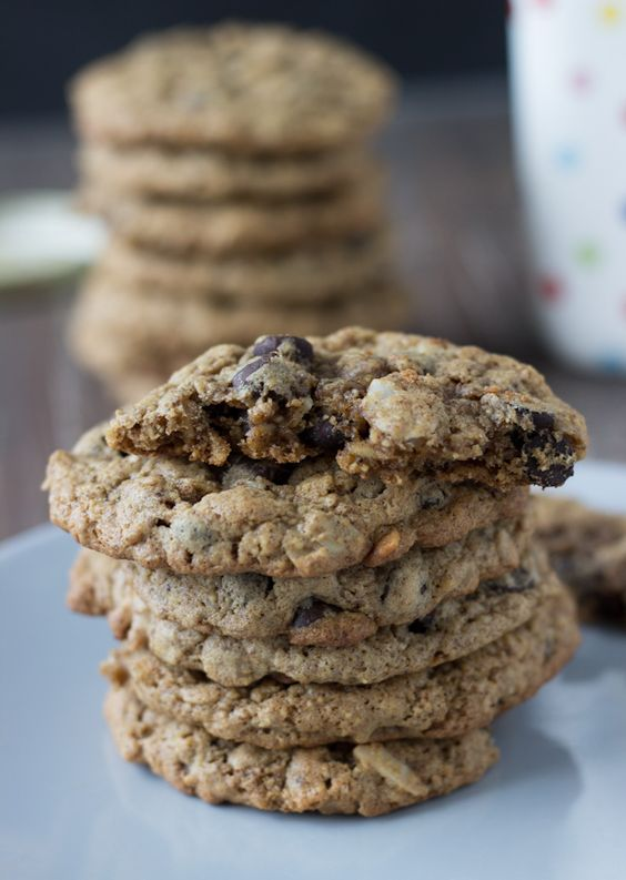 Oatmeal cookie recipe with coconut sugar