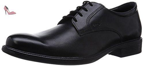 U Nebula B, Sneakers Basses Homme, Gris (Grey/Blue), 42 EUGeox