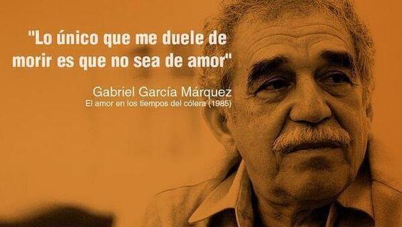 #GabrielGarcíaMárquez
