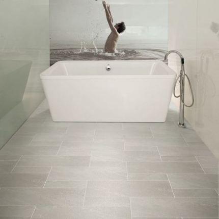 New Bathroom Floor Vinyl Grey Bath 41 Ideas Vinyl Flooring Bathroom Bathroom Vinyl Luxury Vinyl Flooring