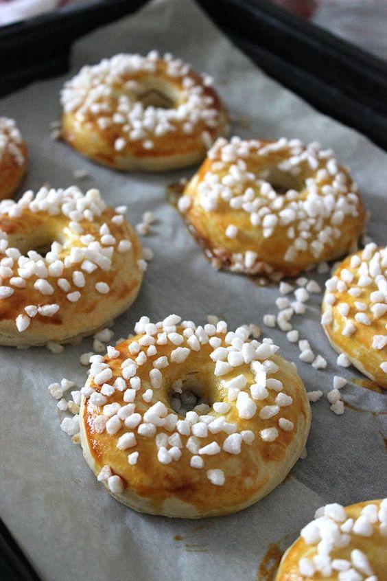 Blog Cuisine & DIY Bordeaux - Bonjour Darling - Anne-Laure: ♛ Brioches-Donuts des rois ♛