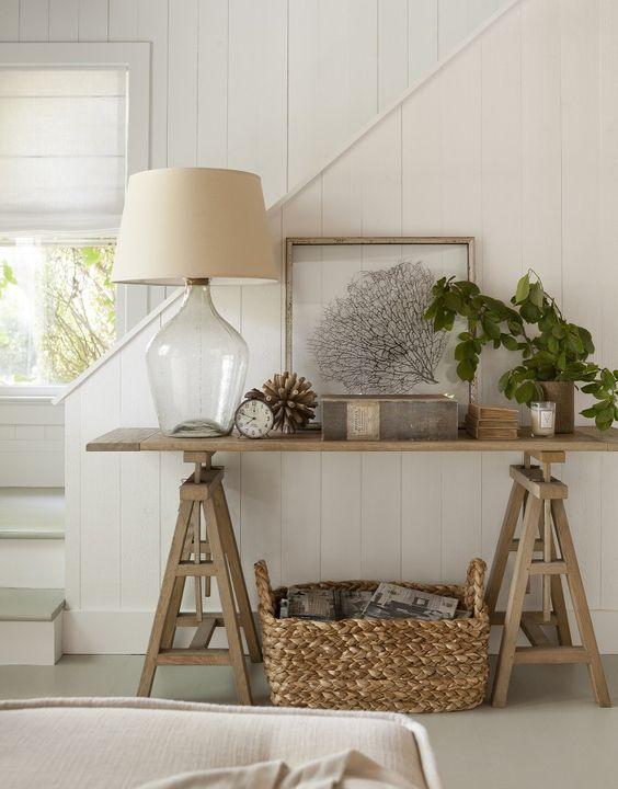 Beach house en los Hamptons - Blog decoración estilo nórdico - delikatissen