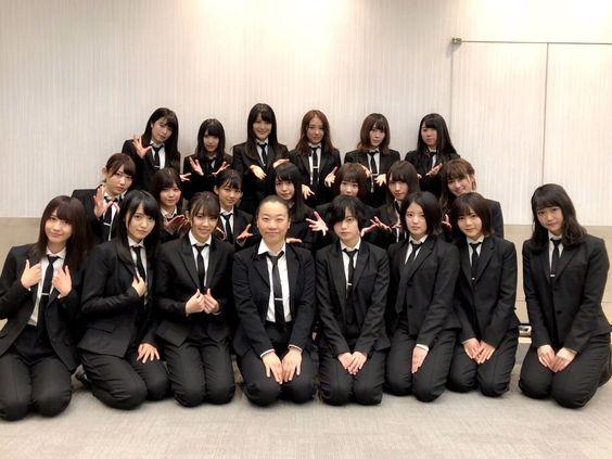 欅坂46の集合写真49