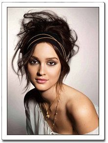 leighton Meister. This may be the only time that I will ever think she looks pretty