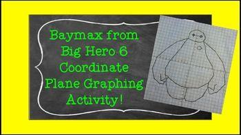 Big hero 6 writing activity for thanksgiving