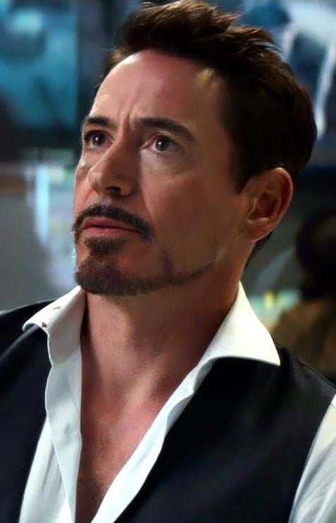 Fantastic Pin By Hrishikesh Bhosale On Beard Styles Robert Downey Jr Iron Natural Hairstyles Runnerswayorg