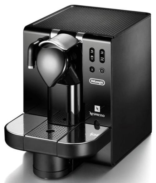 delonghi nespresso coffee machine back to black pinterest the o 39 jays chic and nespresso. Black Bedroom Furniture Sets. Home Design Ideas