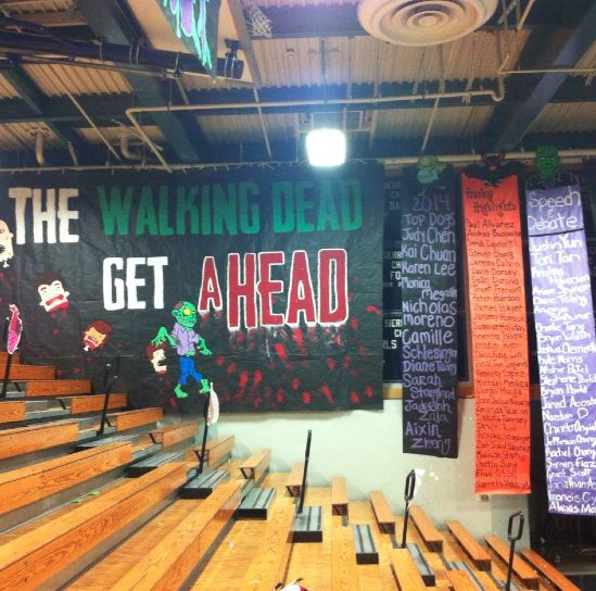 Janet Roberts Chino Hills High School High School Cheer School Spirit Days Pep Rally Themes