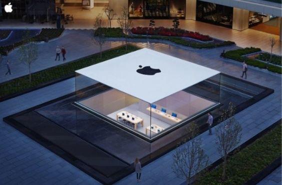 Apple Store Turkia
