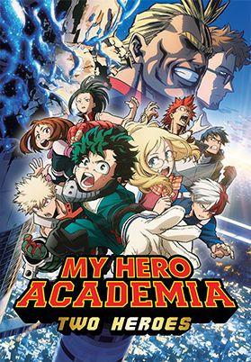 My Hero Academia Two Heroes En Español Latino   My hero academia, Ver peliculas online, Peliculas online