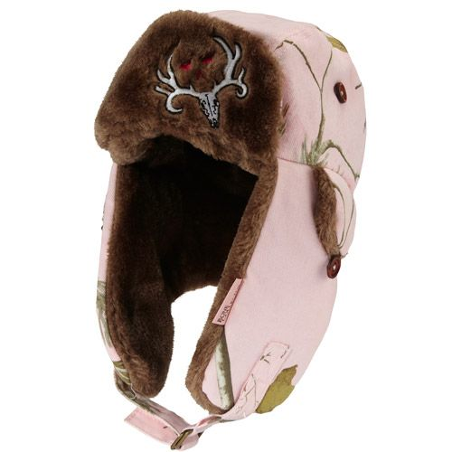 womens clothing bomber hat s realtree pink
