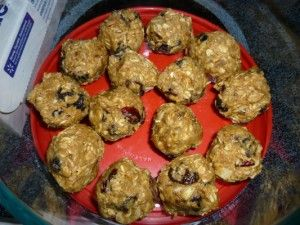 I love these raw snack balls. They are filled with protein and other delicious and healthy ingredients.