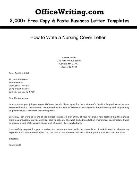 Cover Letter Cover Letter Template For Journal Submission