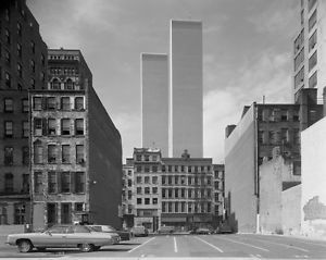 World-Trade-Center-1975-View-from-lower-Manhattan-East-Side-8-x-10-Photograph