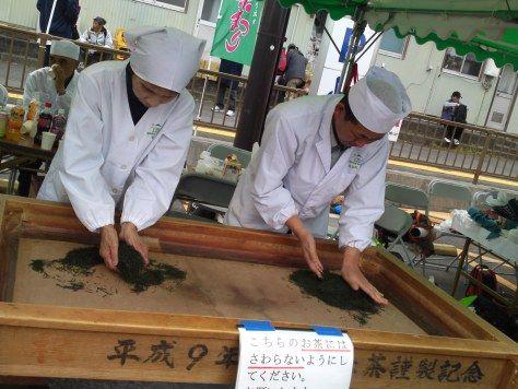 Kanaya Tea Festival, Shimada - Tea in Japan