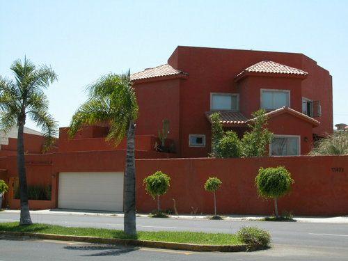 Residencia contempor nea en esquina cuatro fachadas - Fachadas casas contemporaneas ...