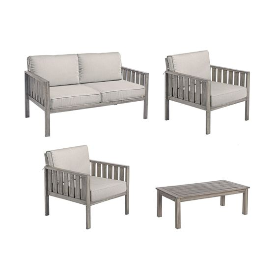 Arredo Garden / Esterno - set divanetti da esterno