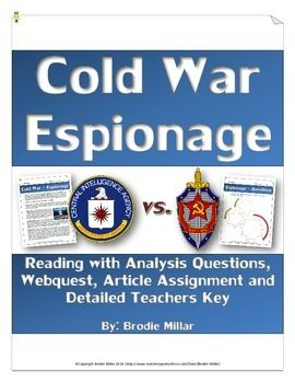 cold war key questions and exam The most common gcse question on the cold war information on the four  different viewpoints which covers all the important points needed for an essay.