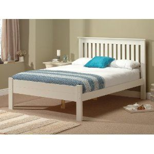 snuggle beds alder white king size bed frame amazoncouk kitchen