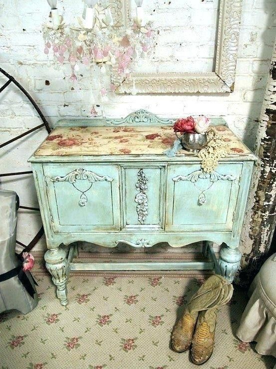 Beach Shabby Chic Furniture Hand Painted Painted Furniture Ideas