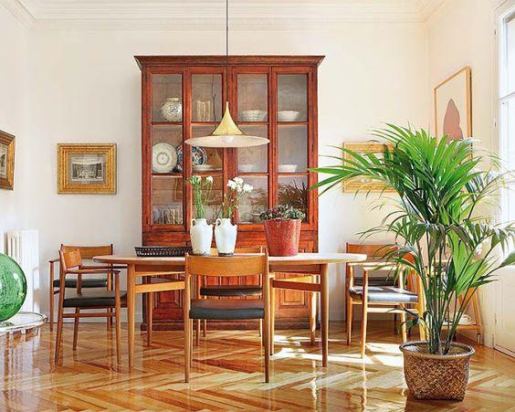 Virlova Interiorismo: [Home] Eclecticismo con solera y esencia atemporal