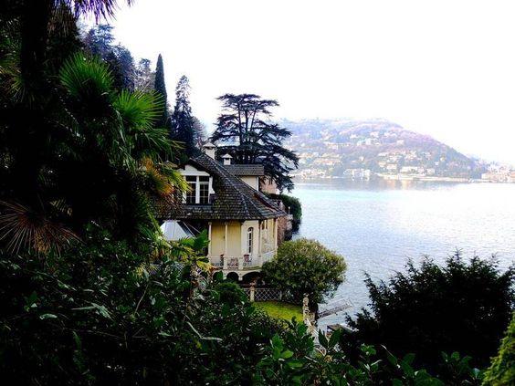 Villa Capranica | Como #lakecomoville: