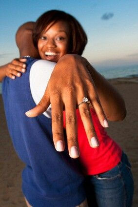 Yes! Proposal Forever Bride